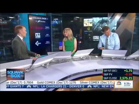 Senator Lankford Talks Tax Reform on CNBC