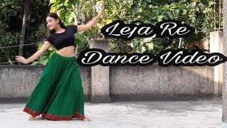 Leja Re Dance Video | Shreya Ghoshal | Let's Dance With Shreya