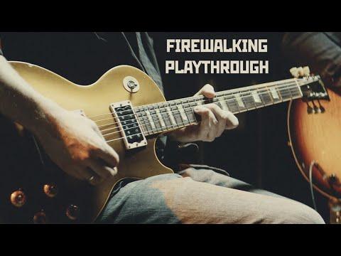 REMARK - Firewalking (guitar playthrough)