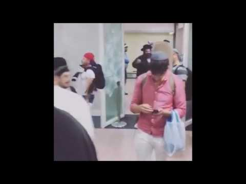 Group Of NY Jews In Morocco Airport Going To Pray At Kevarim