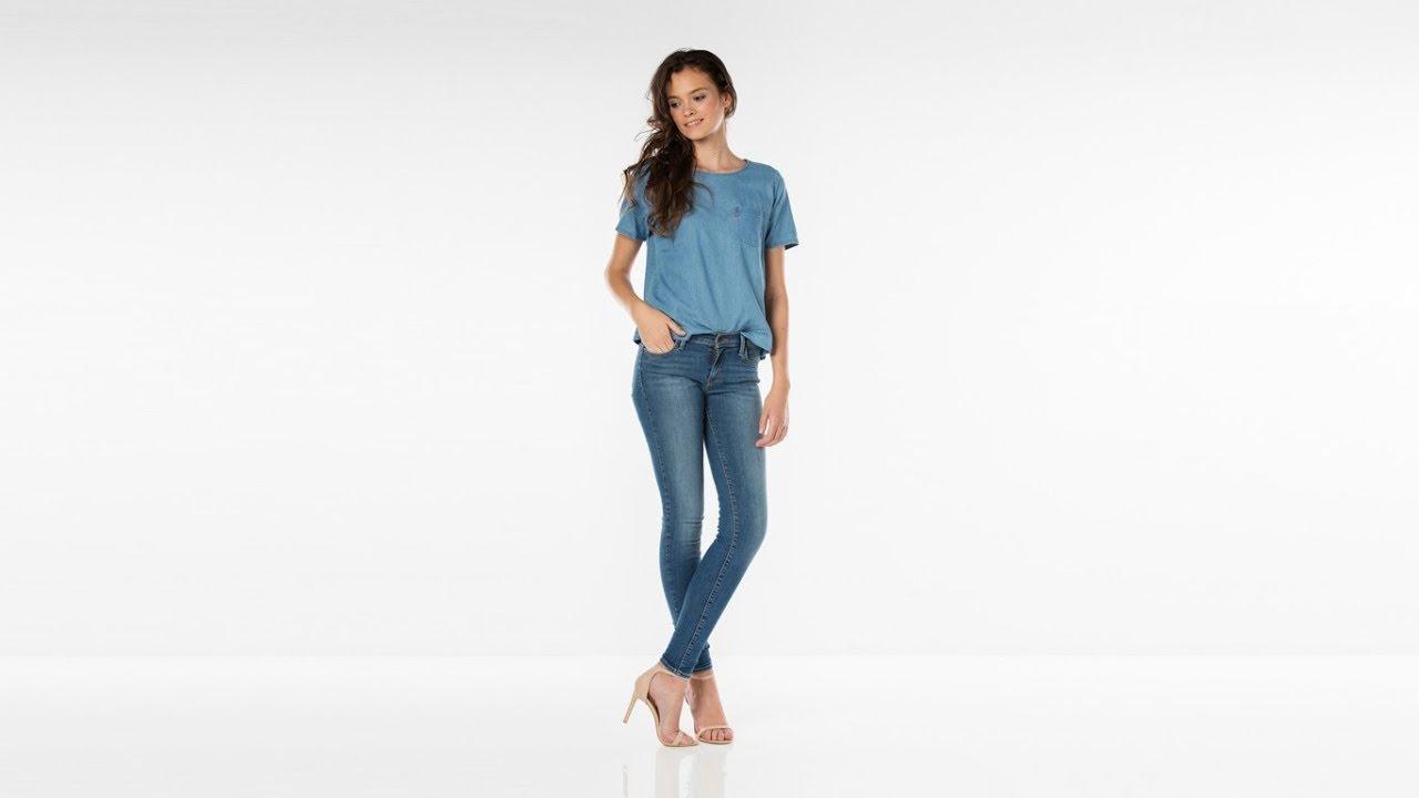 88d10b48 710 Super Skinny Jeans - La Vie