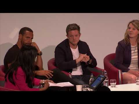 BT Sport Presents How to Win on Digital With Rio Ferdinand | EITF 2017