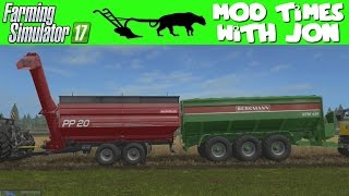 MOD TIMES WITH JON: IMPROVED AUGER WAGONS V1.1