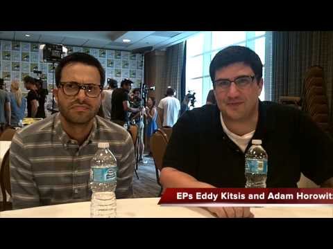 Eddy Kitsis and Adam Horowitz Talk ONCE UPON A TIME Season 4 ...