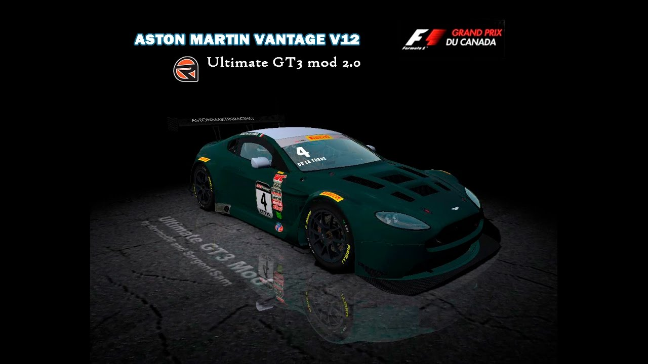 XF | Descargas - GT - Ultimate GT3 Compilation