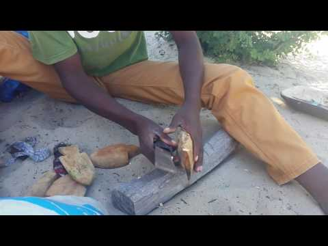 Mozambique art: let me introduce you to the talented Fernando (part 1)
