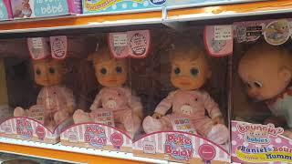 Ляльки в магазині іграшок р. в Гуаякіль (Еквадор