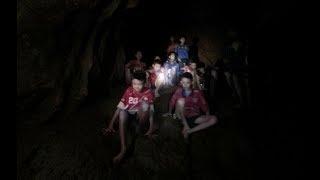 Höhlenrettungsaktion in Thailand wird fortgesetzt