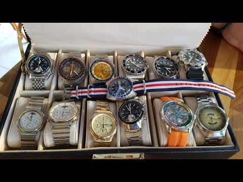 SEIKO Watch Collection from a True Enthusiast