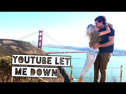 #36 ROADTRIPPED TO SAN FRANCISCO FOR NOTHING | YOUTUBE LET ME DOWN