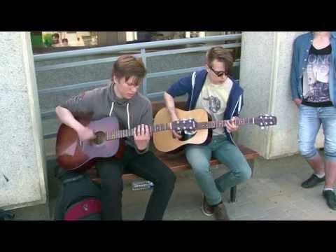 Gatvės muzikos diena Mažeikiai 2014 - Visas