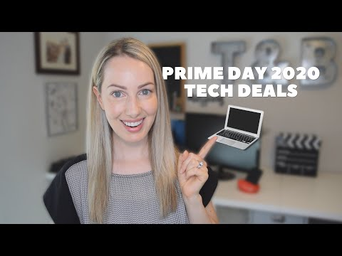 Amazon Prime Day 2020 Deals | The Best Tech Deals On Prime Day