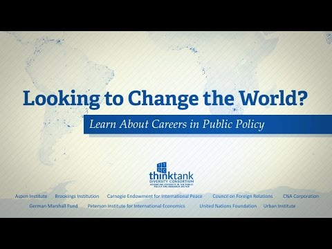 Careers in Public
