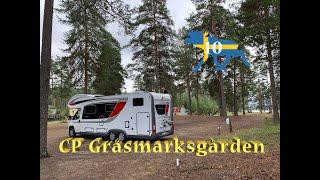 Wohnmobil-Schweden-Rundreise#10: Campingplatz mitten im Wald  & Fahrradfahren in Schweden!?