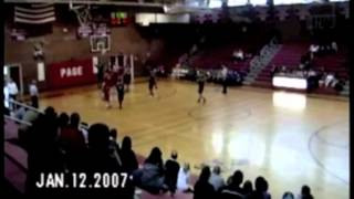 Terrence Thompson  - Riverside High School Basketball 2011-2012 Highlights