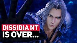 The Sad Story of Dissidia NT