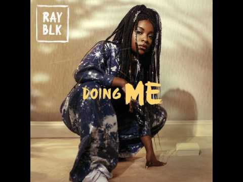 RAY BLK  Doing Me Audio