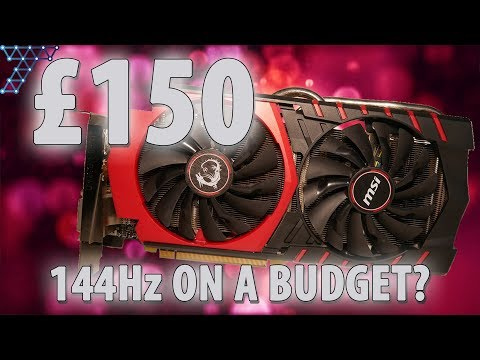 How good is the GTX 970 in 2018?