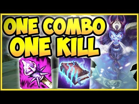 ONE COMBO = ONE KILL? MOST BROKEN ALISTAR TOP BUILD! FULL AP ALISTAR TOP GAMEPLAY! League Of Legends