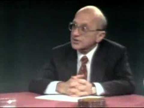 Milton Friedman on Minimum Wage
