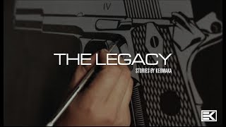 Stories By Keomaka - The Legacy featuring Jason Burton