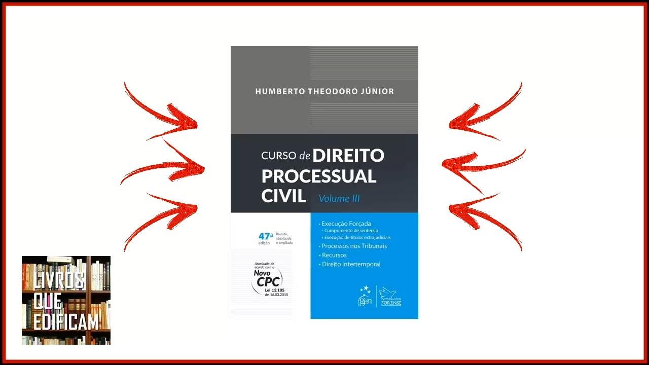 Processual livro pdf direito civil