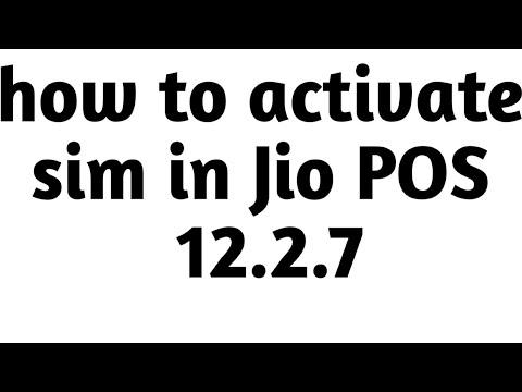 Jio Pos Plus Version:11 0 5    Jio pos plus update latest