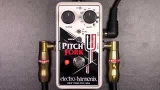 Electro Harmonix Pitch Fork Review - BestGuitarEffects.com