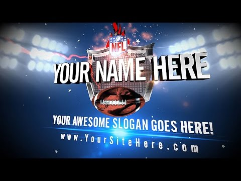 INTRO VIDEO MAKER - Get a Video Intro in MINUTES! (SPORTS FAN ...