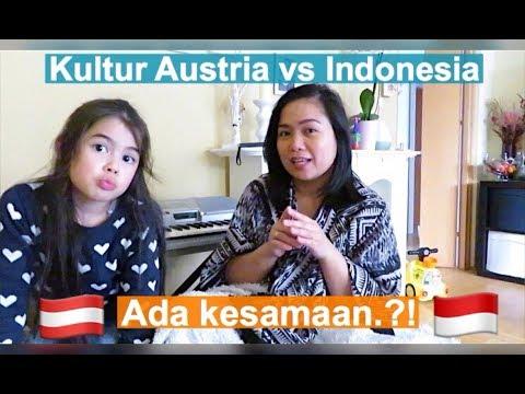 VLOG #11    KULTUR AUSTRIA vs INDONESIA