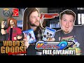 AWESOME PS VITA, PS4 & MIGHTY NO. 9 GIVEAWAY! | Wood's Goods & Fan Mail