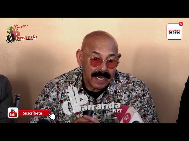 Óscar D´ León habla del conflicto político de Venezuela y de la falta de apoyo a nuevos artistas