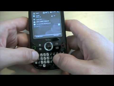 Palm Treo Pro (Sprint) - Full Review, Pt 1