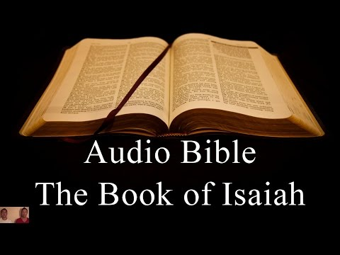 The Book of Isaiah - NIV Audio Holy Bible - High Quality and