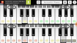 Kandas cover virtual piano