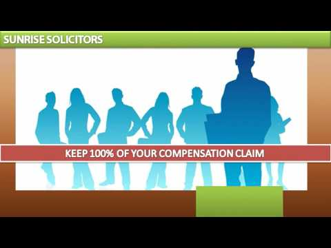 Sunrise Solicitors - UK's leading personal injury claims lawyers in the UK