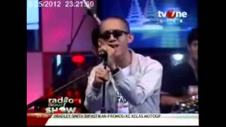 Rocket Steady   Skankin Time @Radioshow Tv One