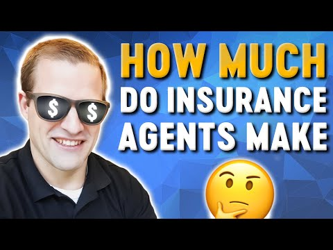 For New Insurance Agents - How Much Money Can An Insurance Agent Make?