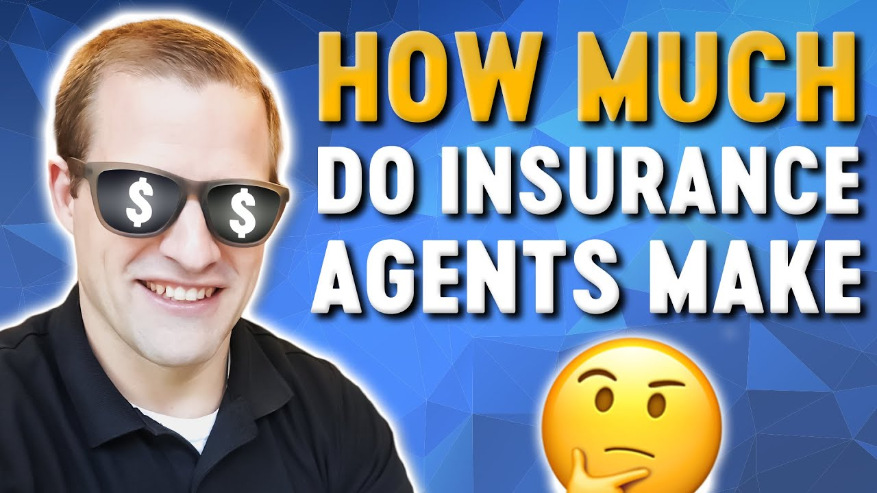 For New Insurance Agents - How Much Money Can An Insurance ...