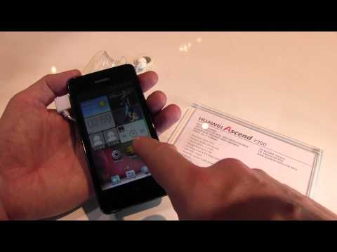Huawei Ascend Y300 - The Cheap Chinese