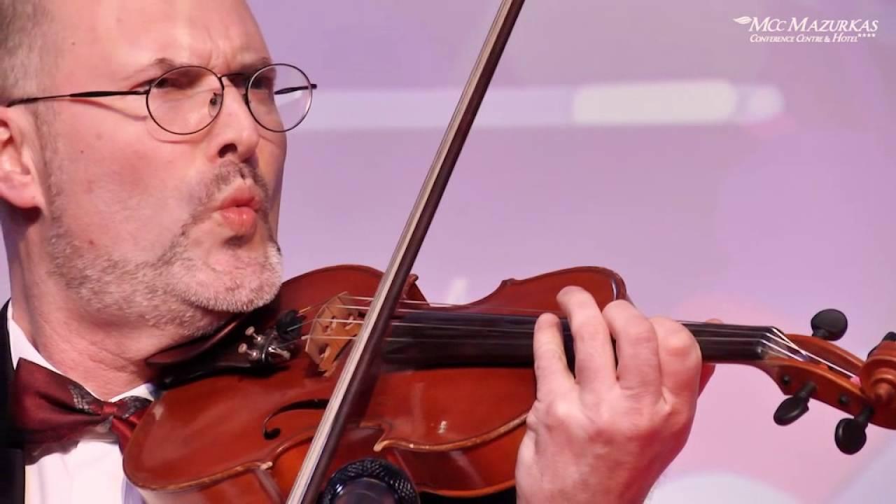XX FHMazurkas- benefis Andrzeja Płonczynskiego-Tadeusz Melon-skrzypce-