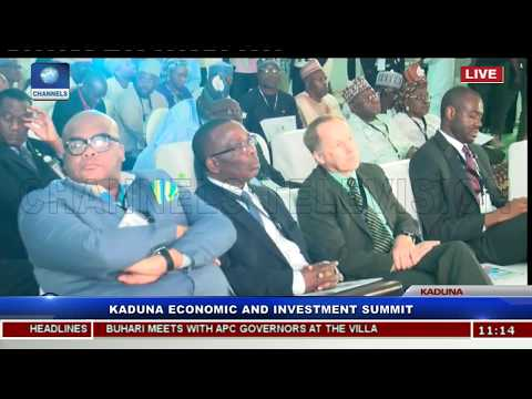 Keynote Speaker Jakaya Kiwete Tips,Promotes Kaduna As Invest