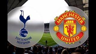 Totenham vs Manchester Unt international champions cup 25 7 20…
