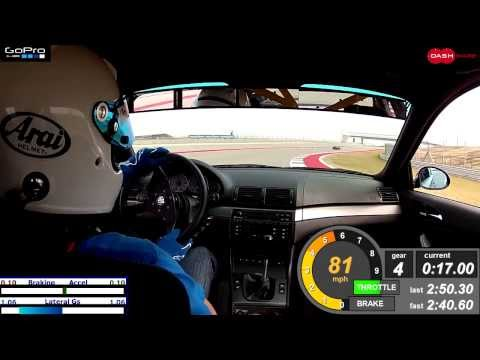 Chasing a GTR & Cayman at Circuit of the Americas