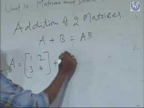 B Tech Mechanical Engineering CIM Mathematics Part 1