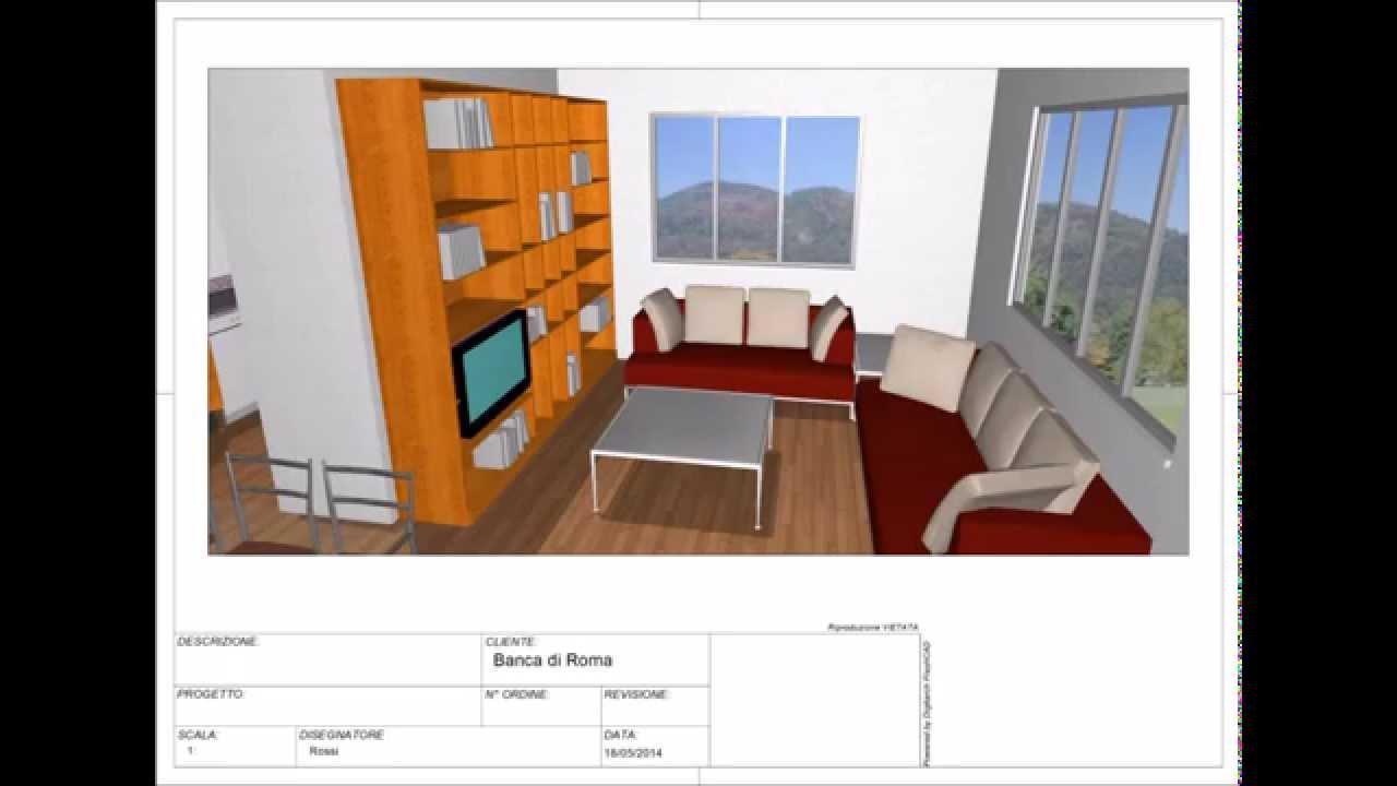 Ristrutturazione e arredamento di un appartamento di 60 mq for Piccoli progetti di casa gratuiti