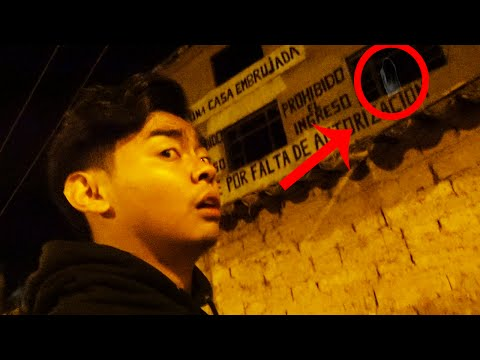 Ghost Caught In Haunted House!   Peru Ep. 6