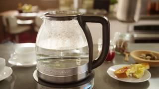 KitchenAid Glass Tea Kettle - Brewing Process