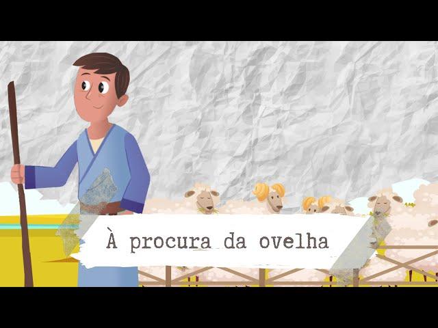 CULTO INFANTIL | À PROCURA DA OVELHA