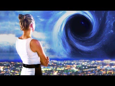 La Terra Riuscirebbe a Sopravvivere Se un Buco Nero entrasse nel Nostro Sistema Solare
